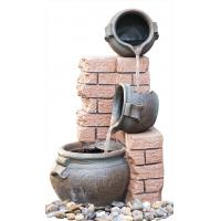 Quality Large Traditional Chinese Pot Water Fountains For Small Backyards wholesale