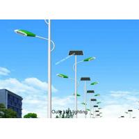 Quality Stand Alone Solar LED Street Light 60W Radar Sensor And Light Sensor wholesale