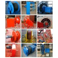 Electric Motor Cable Reel Drum