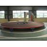 Buy cheap Auto Circle Rotary Horizontal Foam Cutting Machine , Polyurethane / PU Sponge from wholesalers