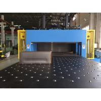 Quality 300 - 1300mm Steel Plate Width Corrugated Fin Forming Machine For Transformer Tank wholesale