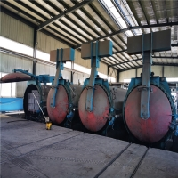 China Autoclave Aerated Concrete AAC Block Making Machine High Pressure Brick Plant Steam Autoclave on sale