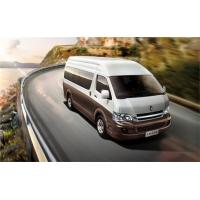 China Vehicle Assembling Big Haise Van 18 Seats Transit Passenger Van LHD / RHD on sale