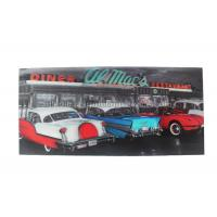 Quality Custom Printing 3D Lenticular Poster PET Flip Change Image High Definition wholesale