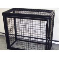 China Heavy Duty Metal Gas Bottle Storage Cage Lockable Cage For Gas Bottles on sale