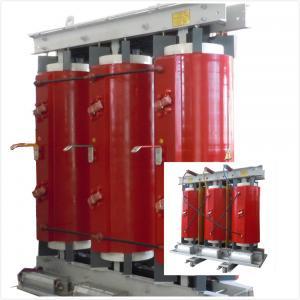 33kV - 800 KVA Dry Type Transformer Inflaming Retarding 3 Phase Transformer