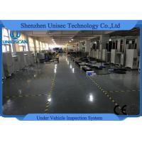 Cheap High Sensitive Under Vehicle Inspection System , Under Vehicle Scanning System for sale