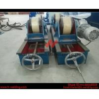 Cheap Auto Pipe / Vessel Welding Turning Rolls 60 Ton For Wind Tower Fit Up Rotators for sale