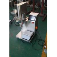Quality Small Semi Automatic Powder Packing Machine For 0.1g-100g Flour Chemical Medicine SUS 304 stainless steel Servo Driven wholesale