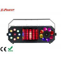 Quality Laser 3 in 1 LED Effect Light 62 W 50Hz / Party Stage Lights wholesale