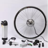 China Long range and high torque refitting brushless hub motor conversion kit for Electric Bike on sale