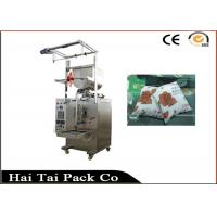 Quality Juice / Pure Water Automatic Liquid Packing Machinery , Automated Packaging Equipment wholesale