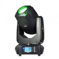 Quality 3 In1 LED Beam Moving Head Light / 2 Gobo Wheels Moving LED Stage Lights wholesale