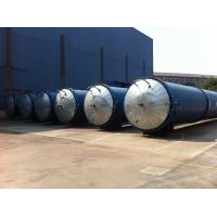 Quality Saturated Steam Wood Autoclave / Wood Block Machine High Temperature wholesale