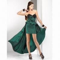 Quality Taffeta Prom Dress, Various Colors are Available wholesale