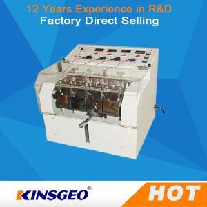 Quality HP 90W Leather Testing Machine Dynamic Waterproof Tester KJ-2082 wholesale