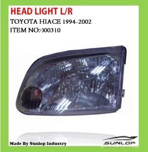 China toyota hiace head lamp for toyota hiace 1994-2002, jinbei on sale