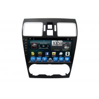 Quality Double Din Mirror Link Android Car Navigation Entertainment System Subaru XV 2015 2016 wholesale