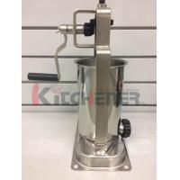 Quality 340x290x580mm Manual Sausage Stuffer Commercial Grade Stainless Steel Construction wholesale