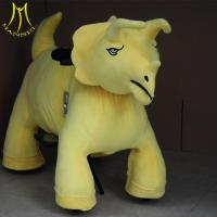 China Hansel used commercial for rent guangzhou electric bike walking animal arcade games machines on sale