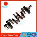 Quality ISUZU 4JB1 Car engine Crankshaft 8-94443-662-0 wholesale