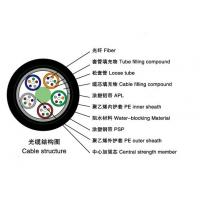 48 core single mode Stranded Loose Tube Armored Cable(GYTA53)