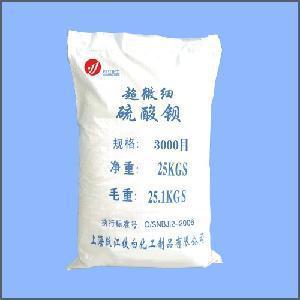 Quality Super Fine Barium Sulfate (Barite) (3000 Mesh) wholesale