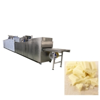 China Pneumatic Depositor Stainless Steel Chocolate Moulding Machine 300kg/hour on sale