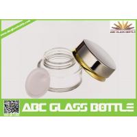 Cheap Hot Sale 20ml Colored Glass Bottles Sale, Skin Care Cream Clear Glass Bottle for sale