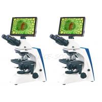Biological Digital LCD Screen Microscope 1600X With Android OS System