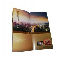 Quality Matte 157 / 210 / 250 GSM coated paper A4 Colour Brochure Printing / 5 color offset Print wholesale