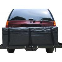 Quality PVC Polyester Expandable Rooftop Cargo Bag For Hitch Baskets / Hitch Trays wholesale