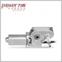 Quality Power Auto Wiper Motor Torque2980 mN / Variable Speed DC Motor wholesale