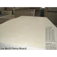 Quality Birch Fancy Plywood 1220 x 2440mm wholesale