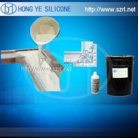 China Rtv2 mold making liquid Silicone Rubber for plaster for cornice ceiling on sale