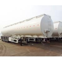 Quality TITAN 4 axles 20000 gallon fuel oil tanker truck trailer for Ghana wholesale