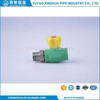 China Economic Water Pressure Gauge Valve Stop Cock Valve High Impact Strength on sale