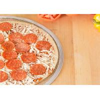 FDA Stainless Steel Barbecue Grill Netting Screen / Mesh Pizza Trays Free Sample