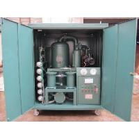 Quality Enclosed Type High Vacuum Transformer Oil Filtration wholesale