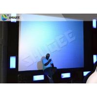 Quality Ex - aggerative Motion 9D Cinema System 9D Simulator For Wonderful 9D Movies wholesale