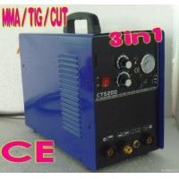 Quality Inverter Dc 200a Arc/tig Welder 50a  Plasma Cutter /welding Machine wholesale