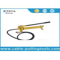 Quality Model CP-700 Hydraulic Hand Pump For Hydraulic Crimping tools 700bar 1000Psi wholesale