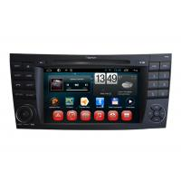 Quality Digital 1080P Android Digital Car Central Multimidia GPS 6 CD Vitural DVD Player for benz e class wholesale