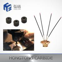 Quality High Hardness Tungsten Carbide Wire Die Pellets For Incense Machine Parts wholesale