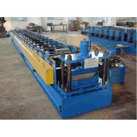 Quality 16.7 KW Standing Seam Roof Panel Roll Forming Machine CE Approval wholesale
