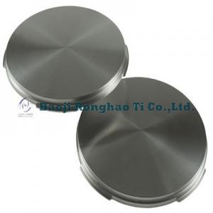 Quality TC4 Gr5 2N8-4N Titanium Disk Medical Titanium Alloy wholesale