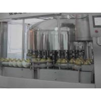 Glass Bottle Liquid Alcohol Filling Machine For Whisky Sparkling / Beer