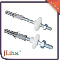 Cheap pipe clamp fittings brass bolts and screws toilet