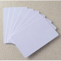 Quality Durable PVC M2M SIM Card for Access Control ID Service  86 * 54 mm wholesale
