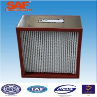 Cheap high temperature hepa filter for sale
